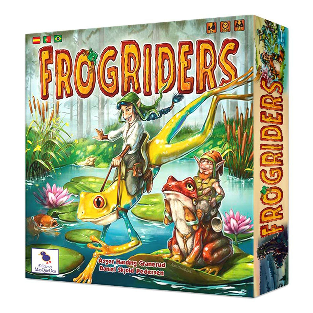 FROGRIDERS