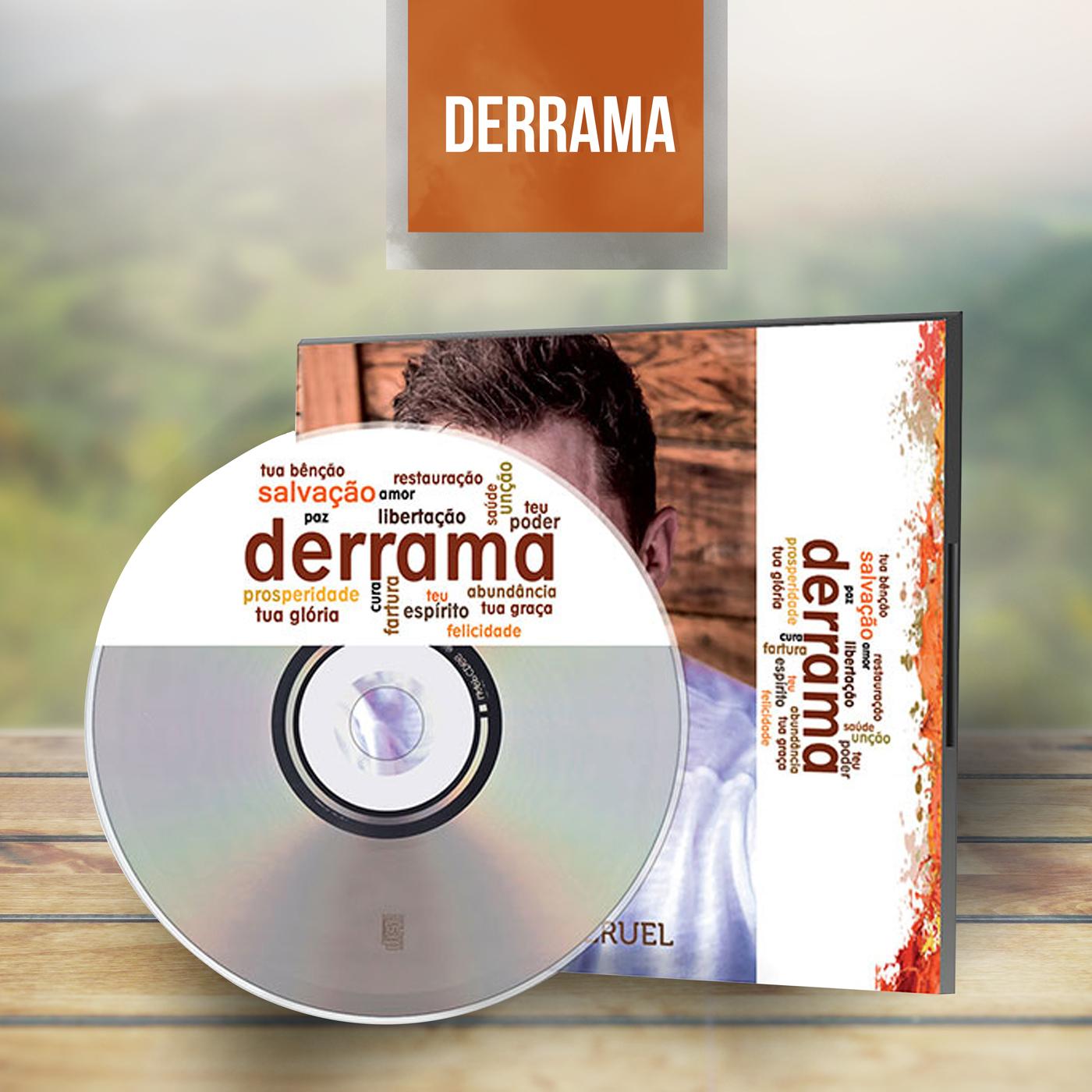 CD - Derrama - Fábio Teruel