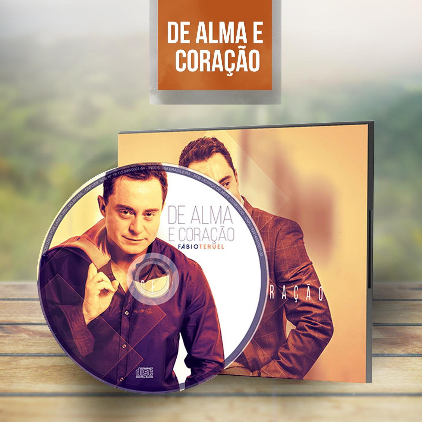CD Fábio Teruel - De Alma e Coração