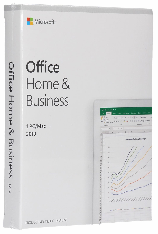 Microsoft Office Home Business 2019 ESD T5D-03191 - BOX LACRADO