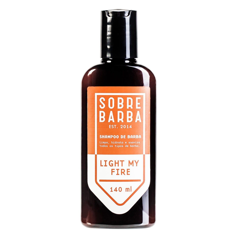 Shampoo de Barba - Light my Fire - Sobrebarba