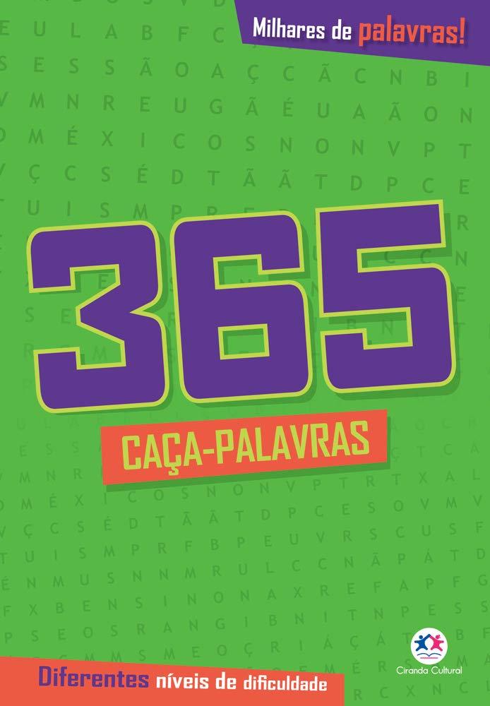 365 caça-palavras - Vol. l