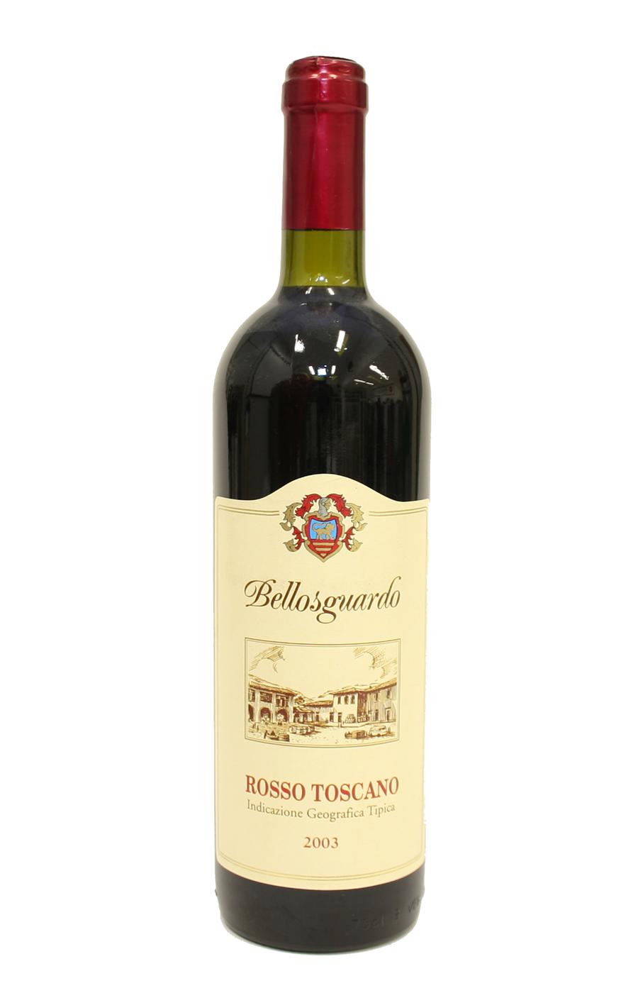 Bellosguardo Toscano Tinto (750ml)
