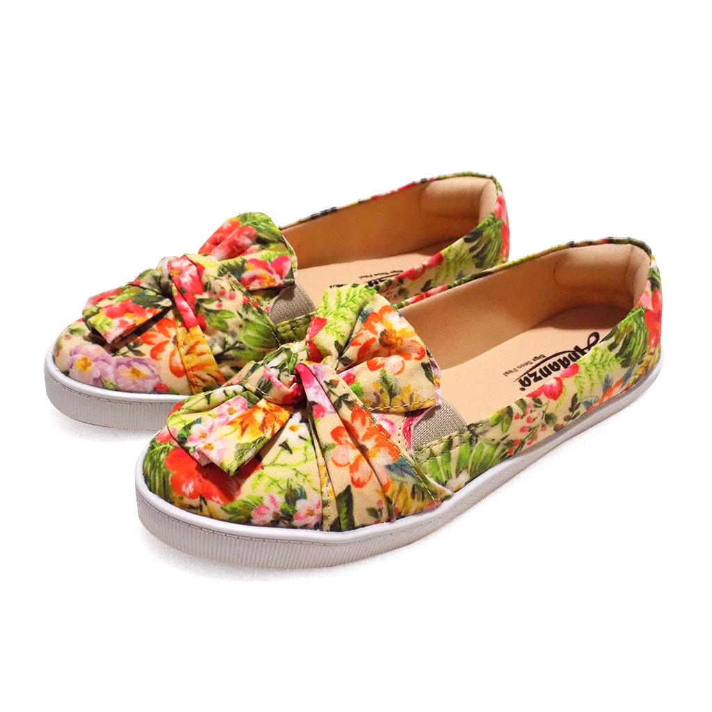 Slip On Andanza Floral 4000