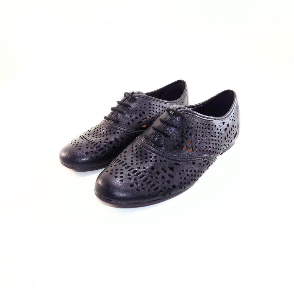 Sapato Oxford Beira Rio Preto 4150.101