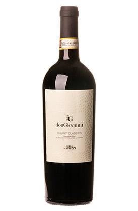 Terre Natuzzi Chianti Clássico Don Giovanni DOCG 750ml (Entrega em 7 dias uteis)