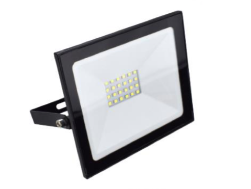Refletor Holofote LED Slim SMD  100W  Branco Frio  Bivolt