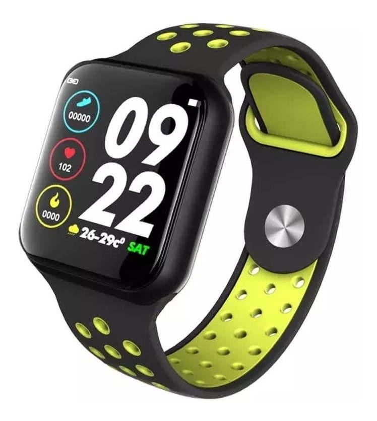 Relógio de Pulso Inteligente Smart Watch - MTR-26 - Tomate