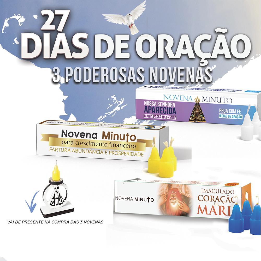KIT 27 DIAS DE ORAÇÃO