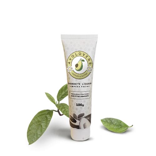 Sabonete Líquido Limpeza Facial (100g)