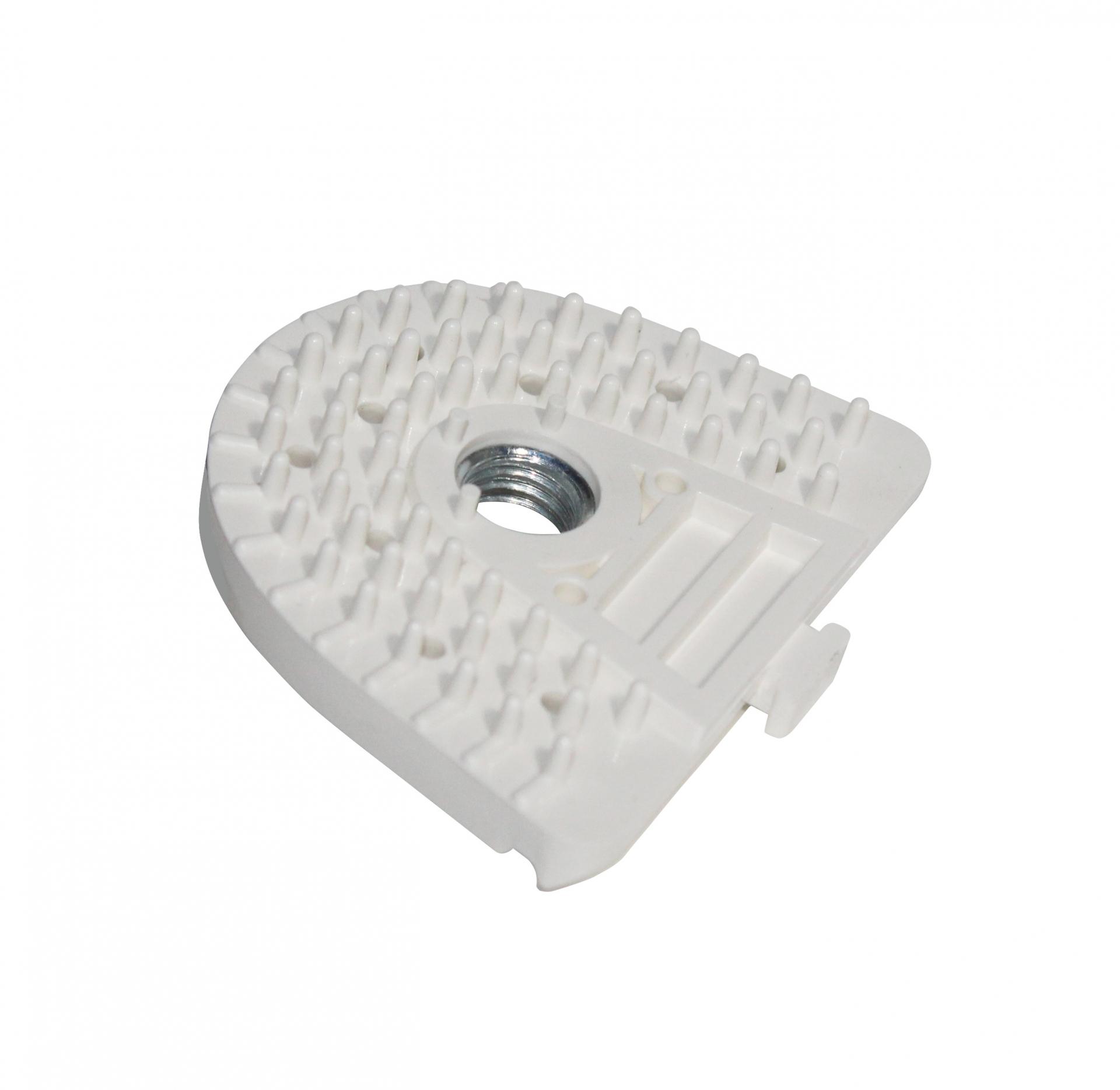 Placa base gesso arcada total (Pacote com 50 un)