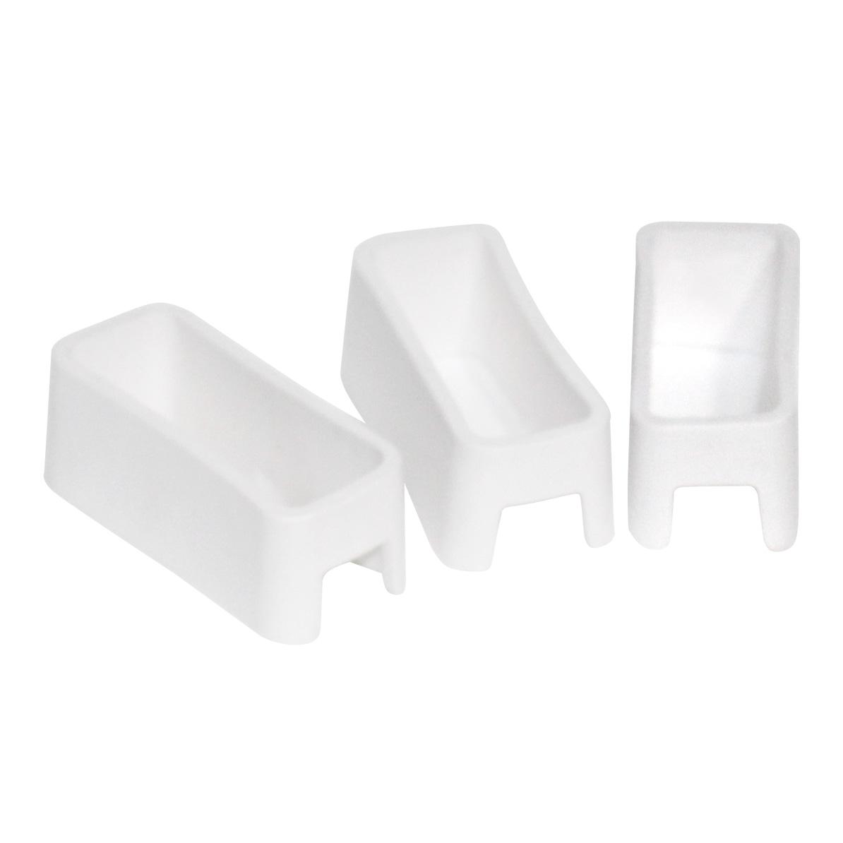 Anel de vedação kit parcial (Pacote com 3 unidades)