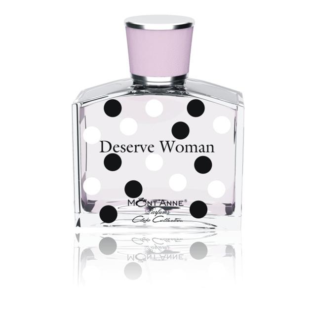Perfume Importado Deserve Woman
