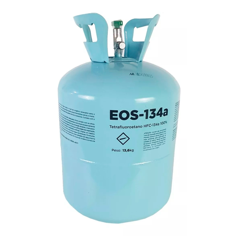 Gás R134A 13,6kg EOS