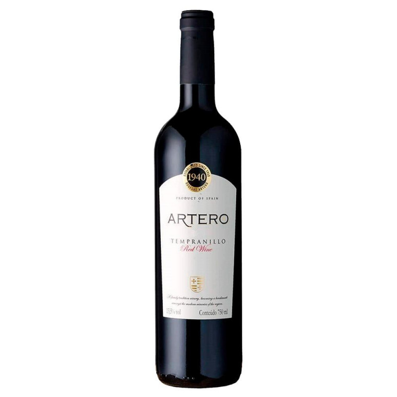 Artero Tempranillo Red Wine La Mancha (750ml)