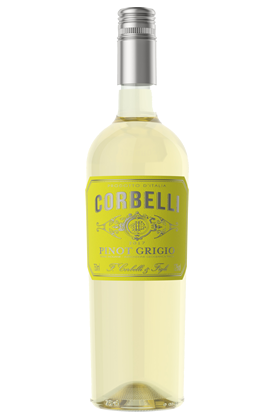 Corbelli Pinot Grigio Terre Siciliane IGT 750ml