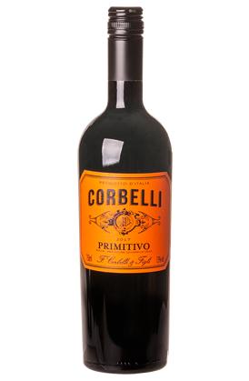 Corbelli Primitivo Puglia IGT 750ml