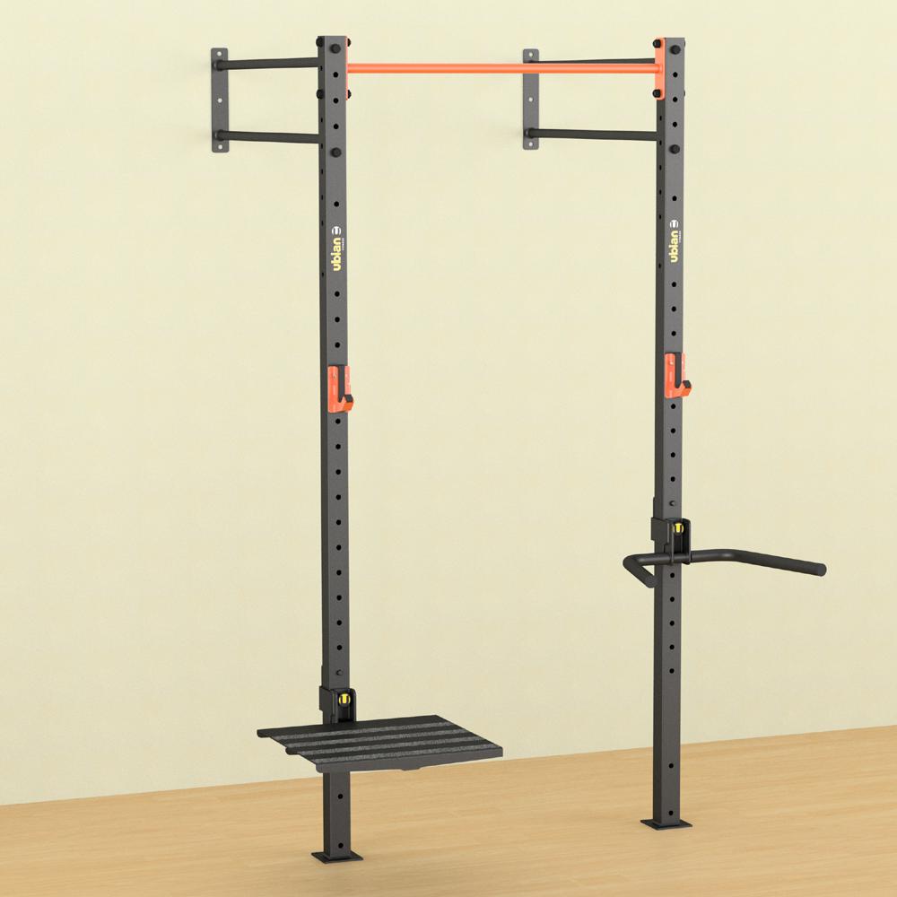 Rack Funcional 1 Módulo para fixação na parede - CF40