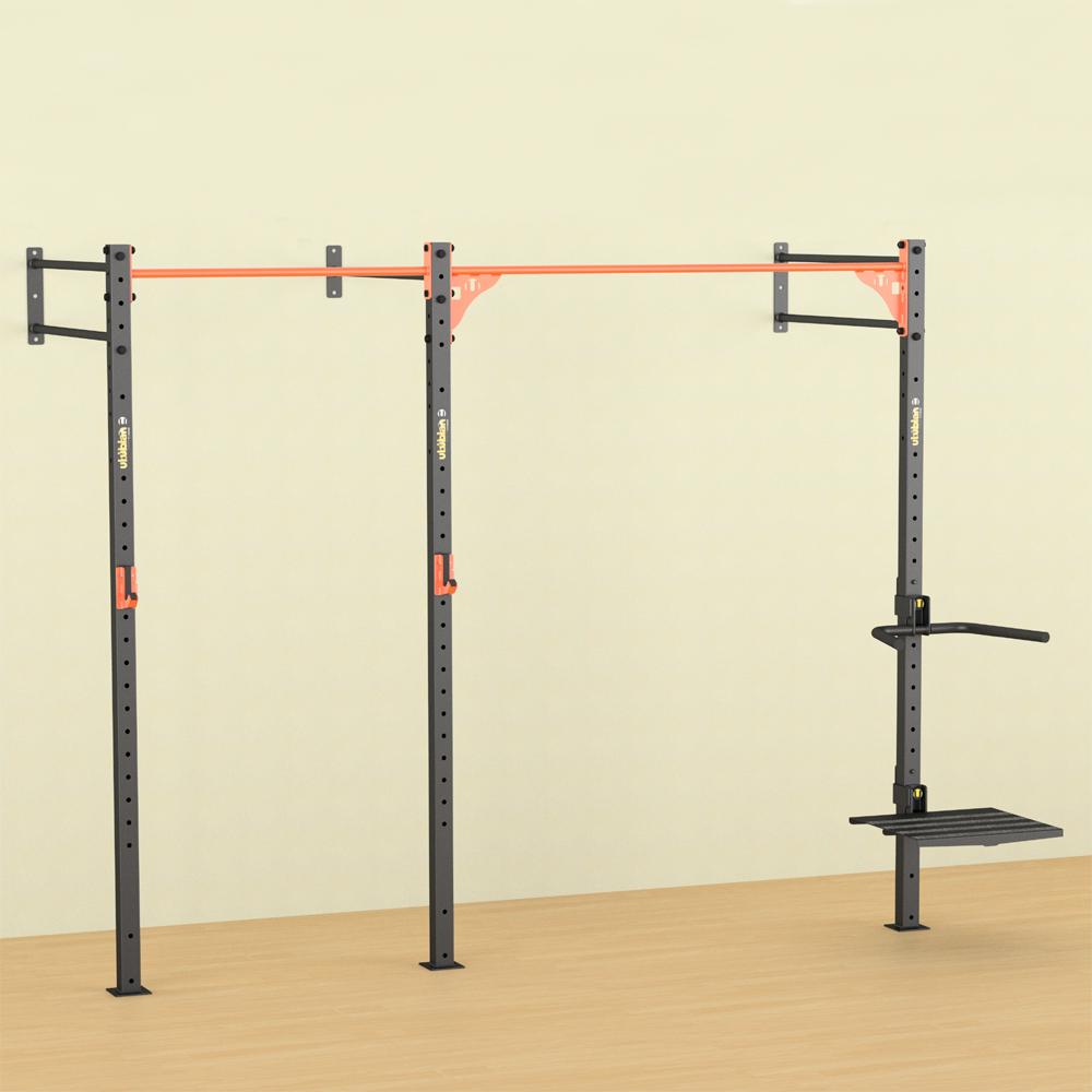 Rack Funcional 2 Módulos Para Fixação na parede - CF41