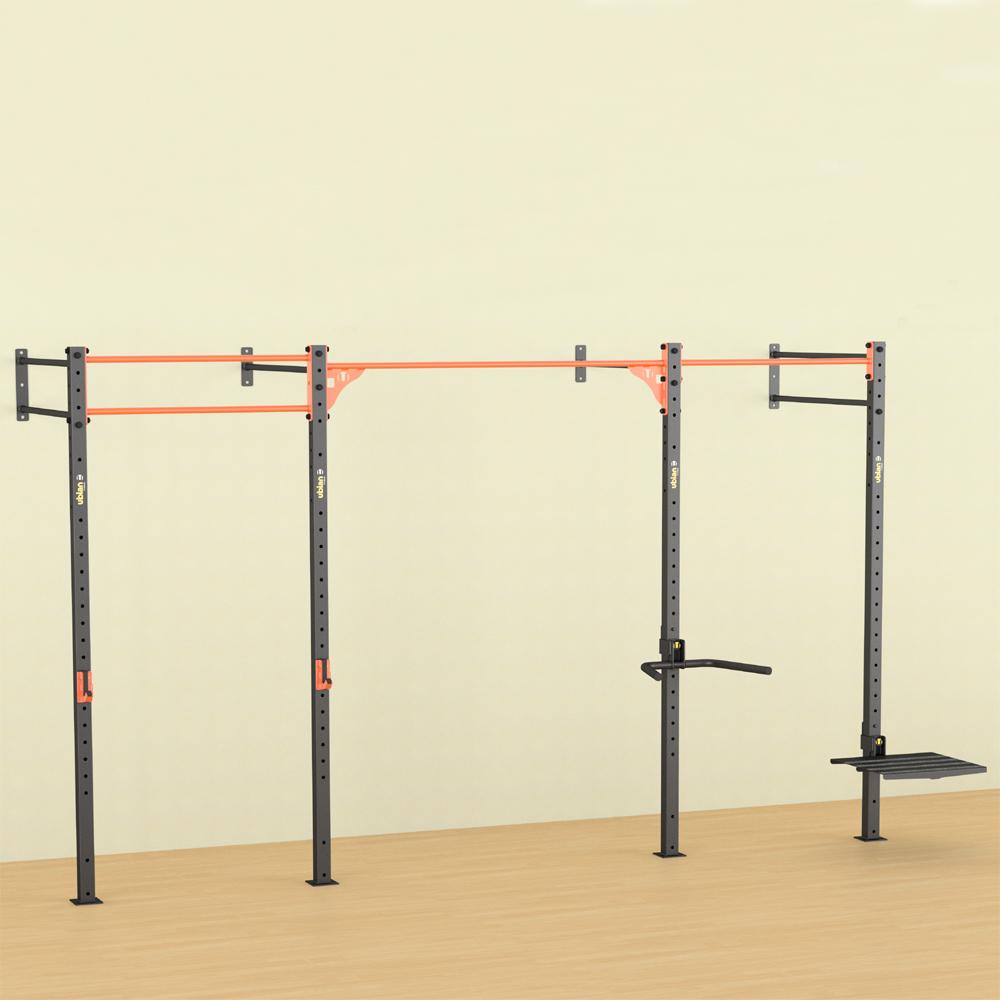 Rack Funcional 3 Módulos para Fixação na parede - CF42