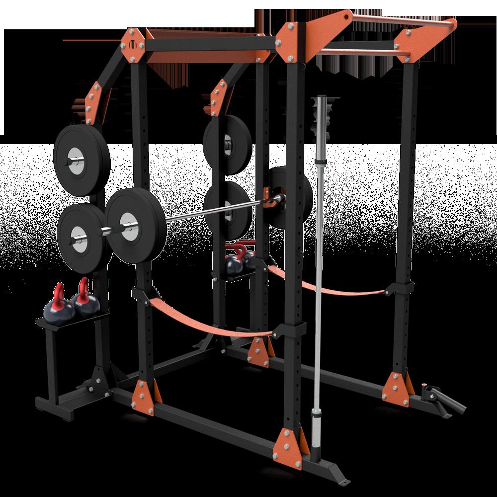 Power Rack - Treinamento Funcional