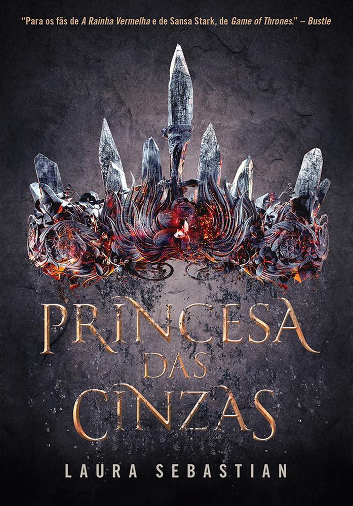 Princesa das cinzas - Vol. 1