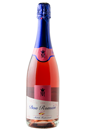 Espumante Cava Rosé Don Román (750ml)