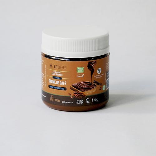 Creme de Café Sabor Espresso 170g - Zero Açúcar