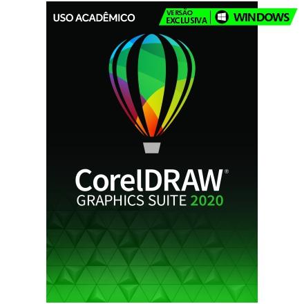 CorelDRAW Graphics Suite 2020 Versão Educacional