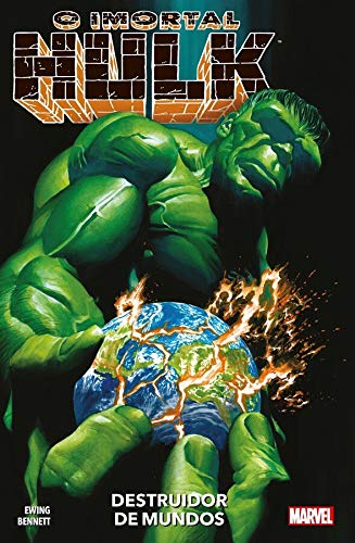 O imortal Hulk: Destruidor de Mundos - Vol. 5