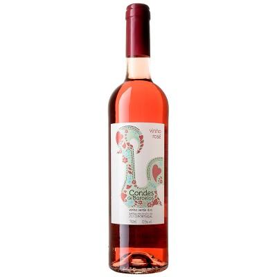 Condes de Barcelos Vinho Verde DOC Rosé (750ml)
