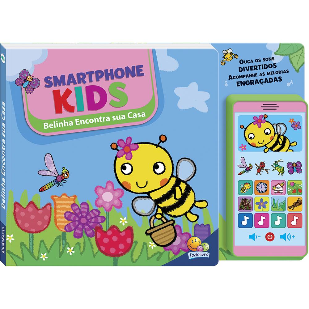 Belinha encontra sua casa - Col. Smartphone kids