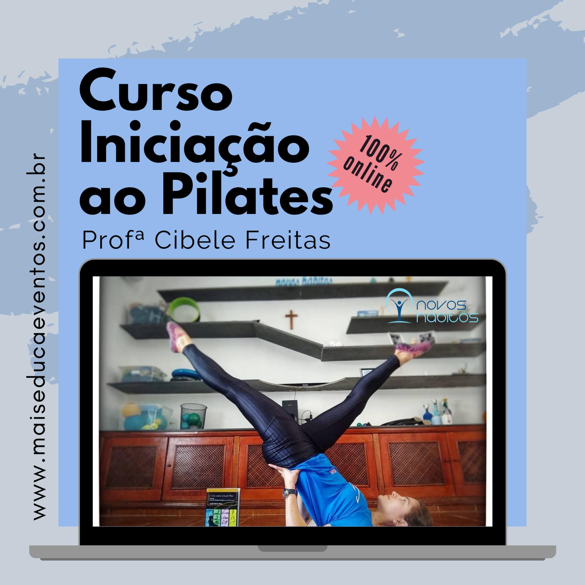 Curso de Iniciação ao Pilates