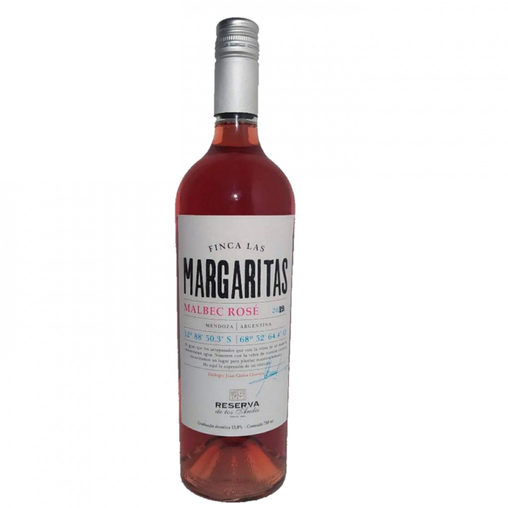 Finca Las Margaritas Malbec Rosé (750ml)