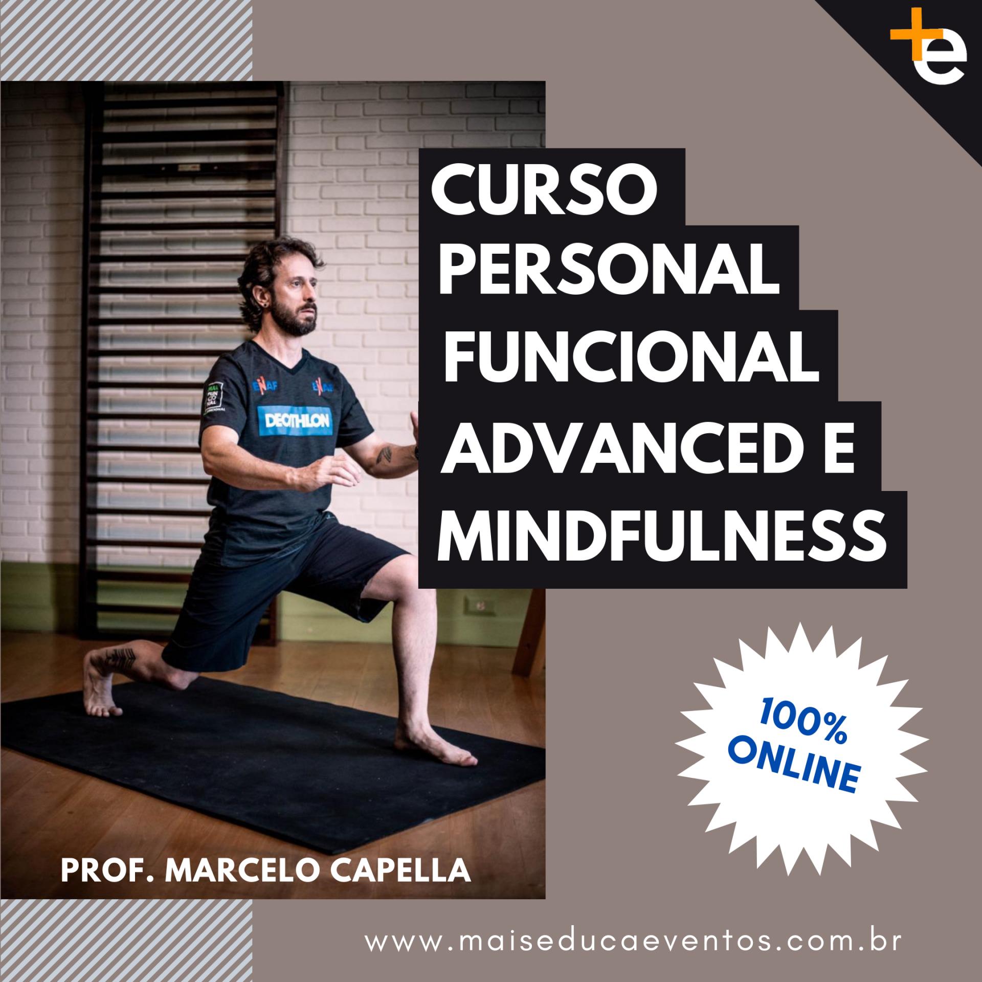 CURSO PERSONAL FUNCIONAL ADVANCED DE MINDFULNESS