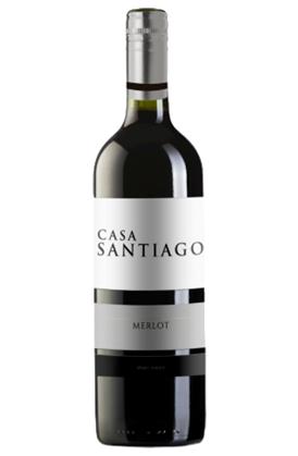 Casa Santiago Merlot (750ml)