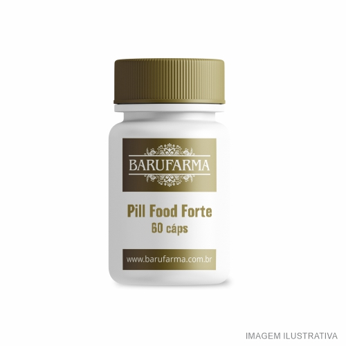 PILL FOOD FORTE 60CAPS