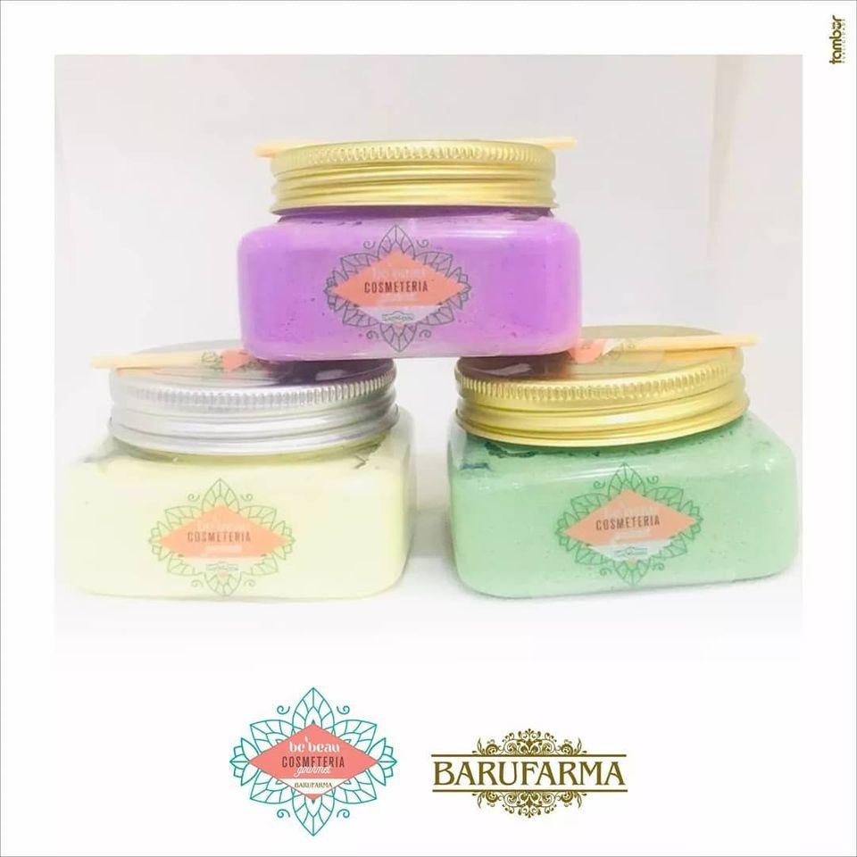 Manteiga Hidratante e Esfoliante Corporal para Banho
