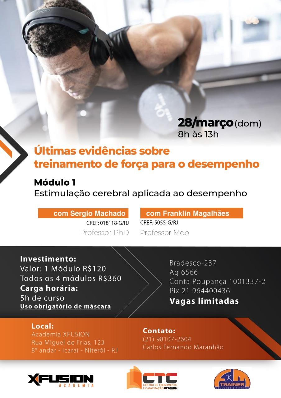 ULTIMAS EVIDÊNCIAS SOBRE TREINAMENTO DE FORÇA PARA O DESEMPENHO