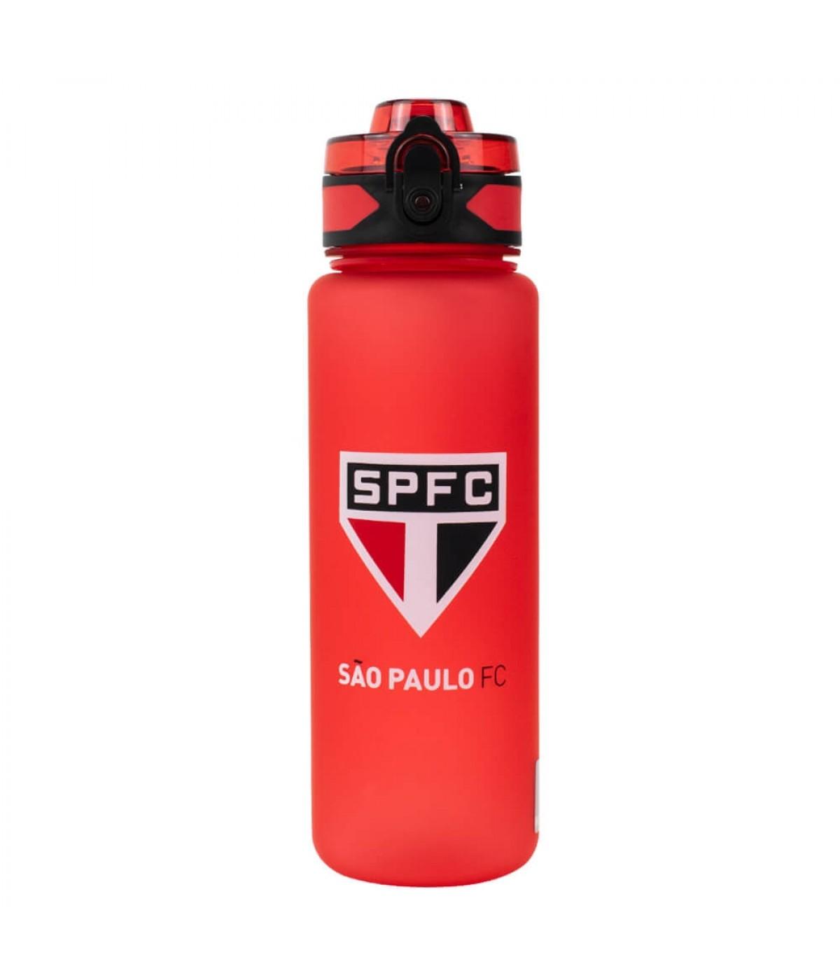 Garrafa De Plástico 600ml - São Paulo SPFC