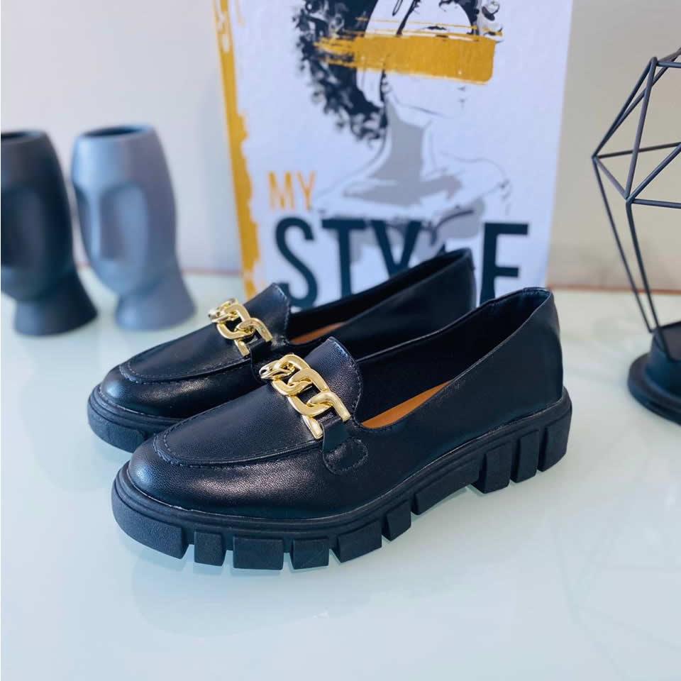 Sapato Sua Cia 8205.13406 - Preto