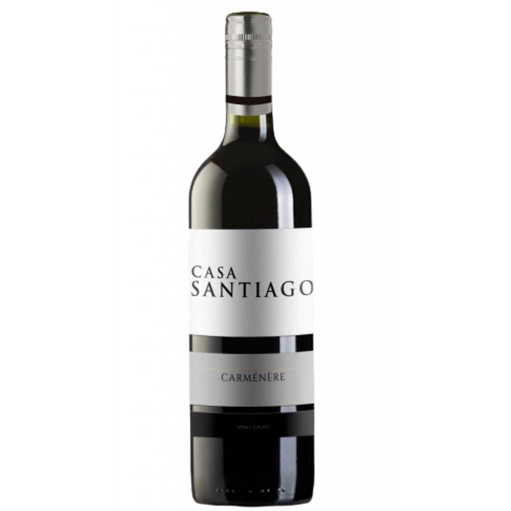 Casa Santiago Carmenère 750ml