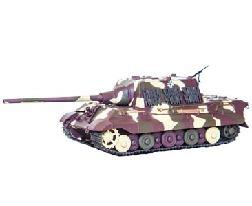 Carros de combate: Panzerjäger Tiger Ausf.B Jagdtiger - 1945
