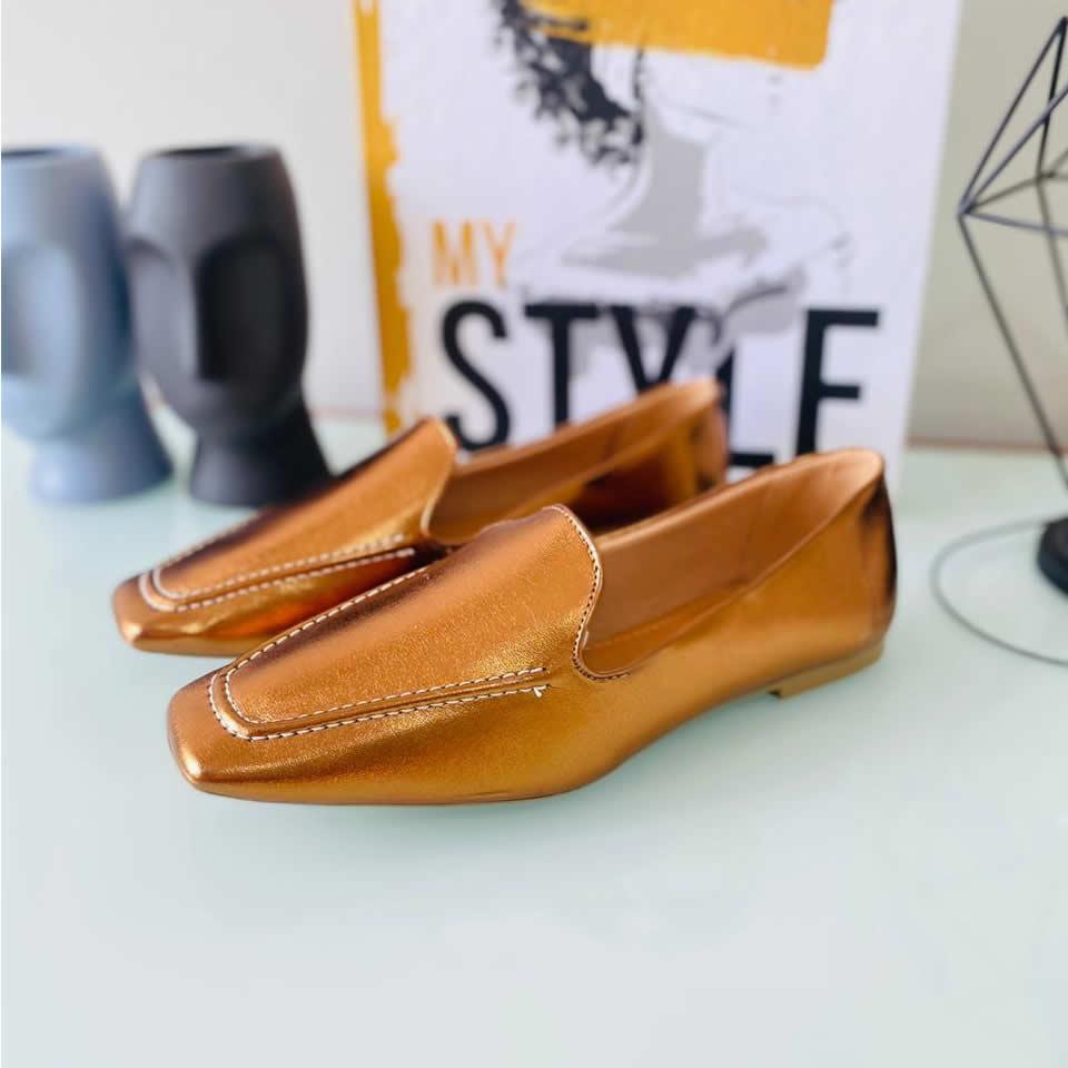 Sapato Sua Cia 8212.13471 - Bronze
