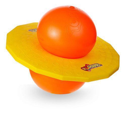 Pogobol Amarelo/laranja - Estrela