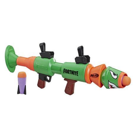 Lancador Nerf Fortnite Rusty Rocket Rl - E7511 - Hasbro