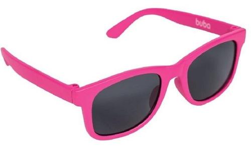 óculos De Sol Baby Flexível Rosa - Buba