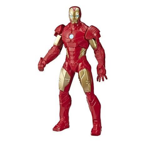 Boneco Homem De Ferro Articulado 25cm - E5582 - Hasbro