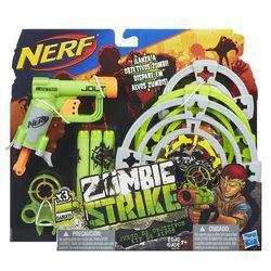Lançador Nerf Zombie C/ Alvos - A6636 - Hasbro