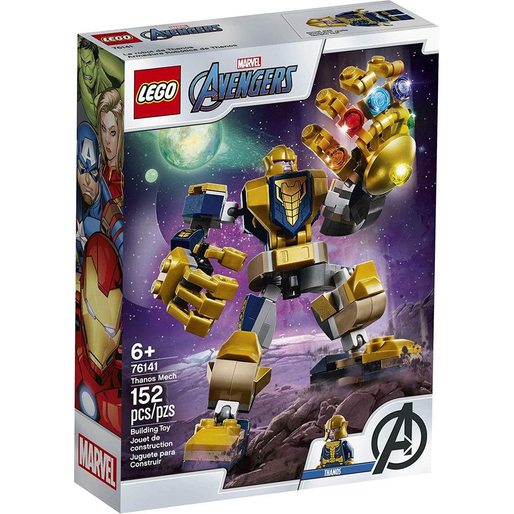 Lego Super Heroes - Avengers - Robô Thanos - 76141